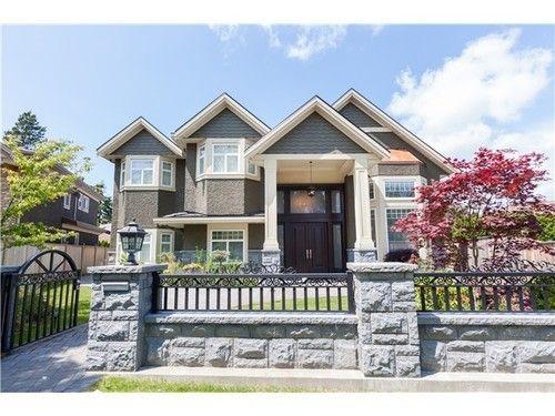 Main Photo: 6111 BASSETT Road in Richmond: Granville Home for sale ()  : MLS®# V1070407