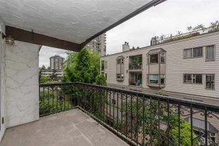 """Photo 13: 210 721 HAMILTON Street in New Westminster: Uptown NW Condo for sale in """"Casa Del Rey"""" : MLS®# R2406568"""