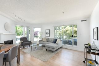 """Photo 1: 206 1988 MAPLE Street in Vancouver: Kitsilano Condo for sale in """"The Maples"""" (Vancouver West)  : MLS®# R2597512"""