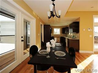 Photo 4: 277B Michigan in VICTORIA: Vi James Bay Townhouse for sale (Victoria)  : MLS®# 296931