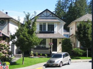 "Photo 1: 20625 86A Avenue in Langley: Walnut Grove House for sale in ""Discovery Town"" : MLS®# F1103087"
