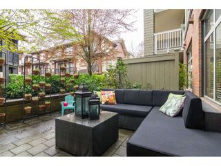 """Photo 19: 107 6500 194 Street in Surrey: Clayton Condo for sale in """"SUNSET GROVE"""" (Cloverdale)  : MLS®# R2356040"""