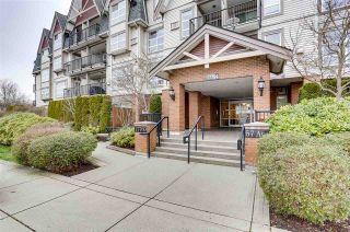 "Photo 1: 107 17769 57 Avenue in Surrey: Cloverdale BC Condo for sale in ""CLOVER DOWNS"" (Cloverdale)  : MLS®# R2542061"