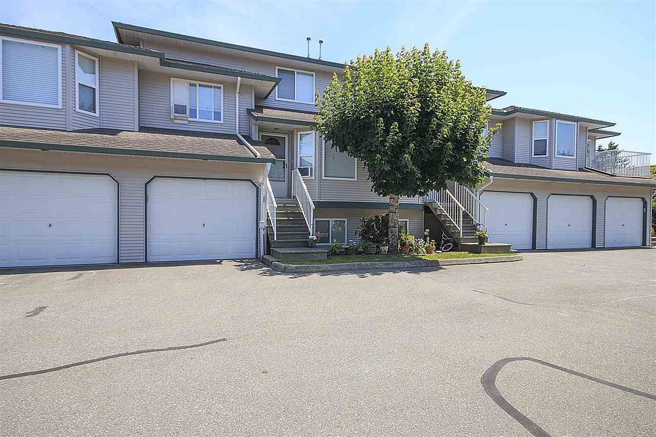 "Main Photo: 72 34332 MACLURE Road in Abbotsford: Central Abbotsford Townhouse for sale in ""IMMEL RIDGE"" : MLS®# R2187913"