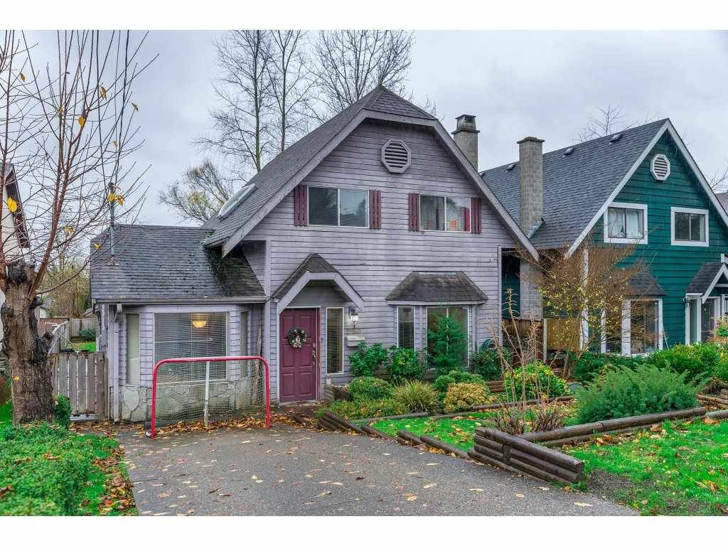 """Main Photo: 19960 68 Avenue in Langley: Willoughby Heights House for sale in """"Langley Meadows"""" : MLS®# R2225403"""