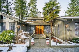 Photo 1: 709 CARLETON Drive in Port Moody: College Park PM House for sale : MLS®# R2240298
