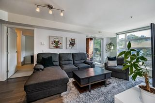 """Photo 5: 409 95 MOODY Street in Port Moody: Port Moody Centre Condo for sale in """"The Station by Aragon"""" : MLS®# R2602041"""