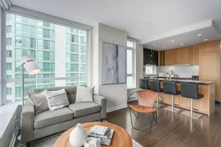 """Photo 9: 1508 821 CAMBIE Street in Vancouver: Downtown VW Condo for sale in """"Raffles"""" (Vancouver West)  : MLS®# R2343787"""