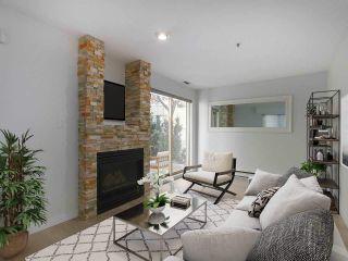 "Photo 1: 102 1820 W 3RD Avenue in Vancouver: Kitsilano Condo for sale in ""The Monterey"" (Vancouver West)  : MLS®# R2603716"