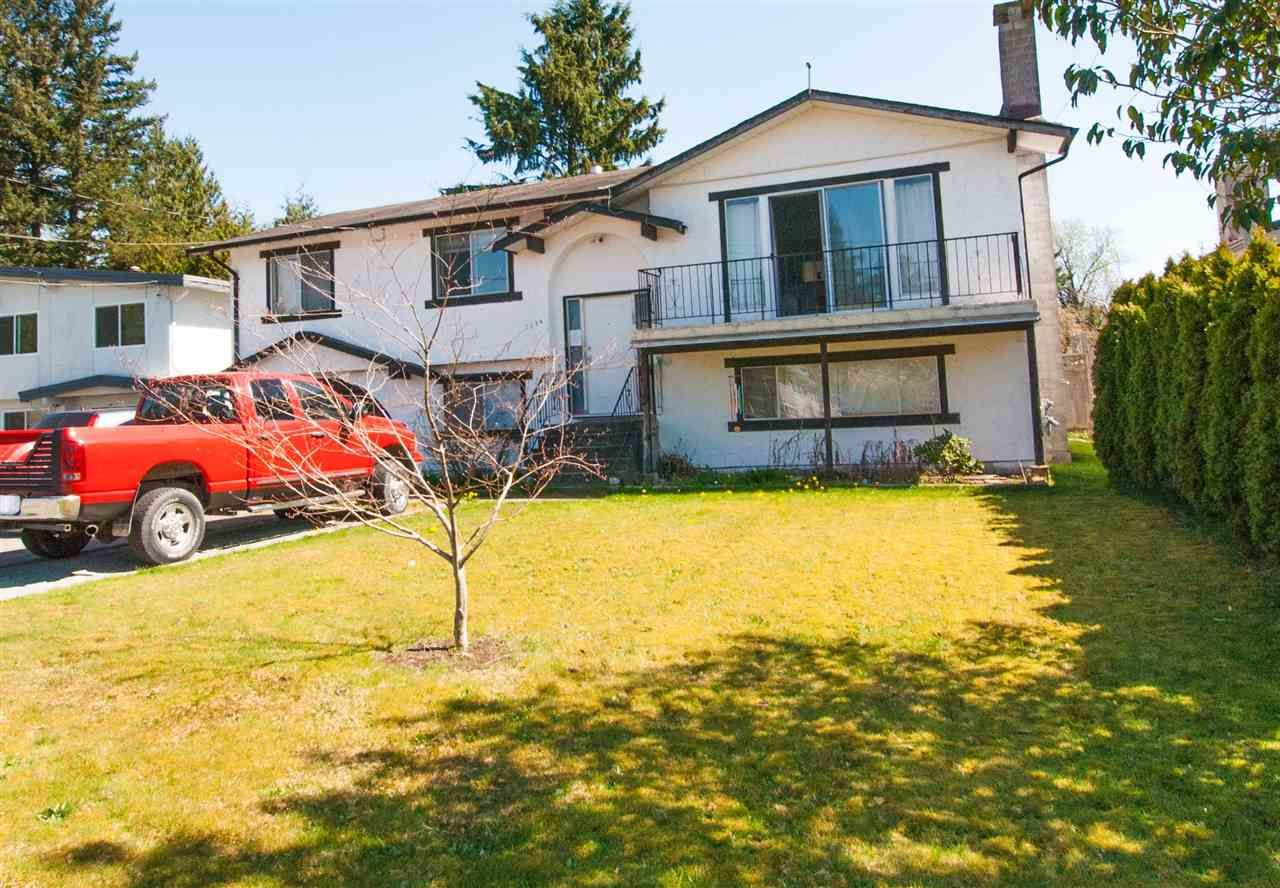 Main Photo: 7534 MARTIN Place in Mission: Mission BC House for sale : MLS®# R2567870