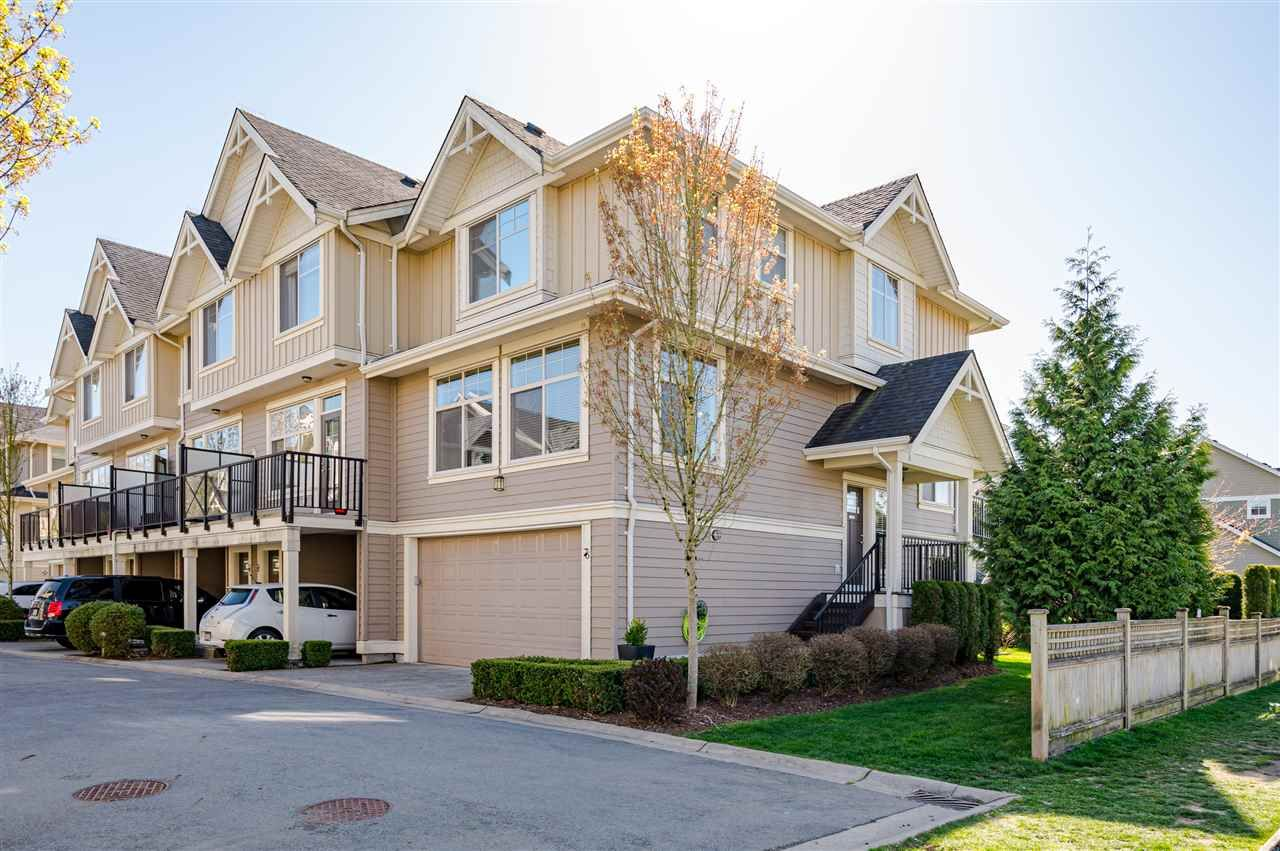 """Main Photo: 76 19525 73 Avenue in Surrey: Clayton Townhouse for sale in """"UPTOWN - PHASE 3"""" (Cloverdale)  : MLS®# R2567961"""
