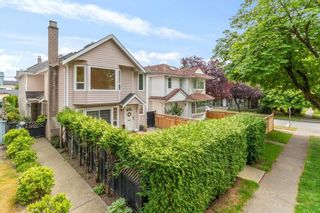 """Main Photo: 8278 FREMLIN Street in Vancouver: Marpole 1/2 Duplex for sale in """"Cambridge Court"""" (Vancouver West)  : MLS®# R2594123"""