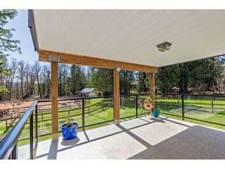 """Photo 26: 30886 DEWDNEY TRUNK Road in Mission: Stave Falls House for sale in """"Stave Falls"""" : MLS®# R2564270"""