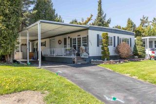 Photo 3: 277 1840 160 Street in Surrey: King George Corridor Manufactured Home for sale (South Surrey White Rock)  : MLS®# R2573223