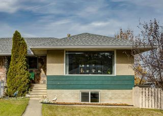 Main Photo: 512 33 Avenue NE in Calgary: Winston Heights/Mountview Semi Detached for sale : MLS®# A1152502