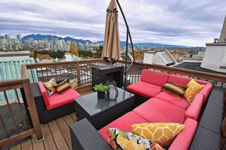"""Photo 11: 310 910 W 8TH Avenue in Vancouver: Fairview VW Condo for sale in """"FAIRVIEW"""" (Vancouver West)  : MLS®# R2120251"""