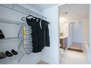 """Photo 13: 509 1635 W 3RD Avenue in Vancouver: False Creek Condo for sale in """"THE LUMEN"""" (Vancouver West)  : MLS®# V1026731"""