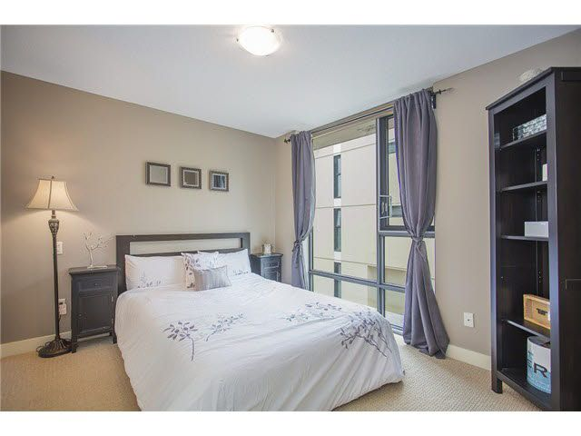 """Photo 7: Photos: 702 587 W 7TH Avenue in Vancouver: Fairview VW Condo for sale in """"AFFINITI"""" (Vancouver West)  : MLS®# V1118328"""