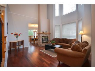 """Photo 2: 317 PARKSIDE Drive in Port Moody: Heritage Mountain House for sale in """"EAGLE VIEW"""" : MLS®# V920245"""