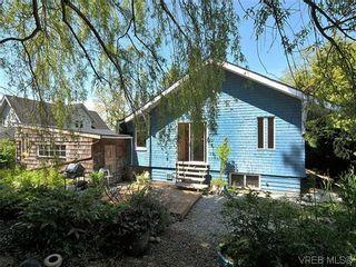Photo 19: 1245 Queens Ave in VICTORIA: Vi Fernwood House for sale (Victoria)  : MLS®# 640680