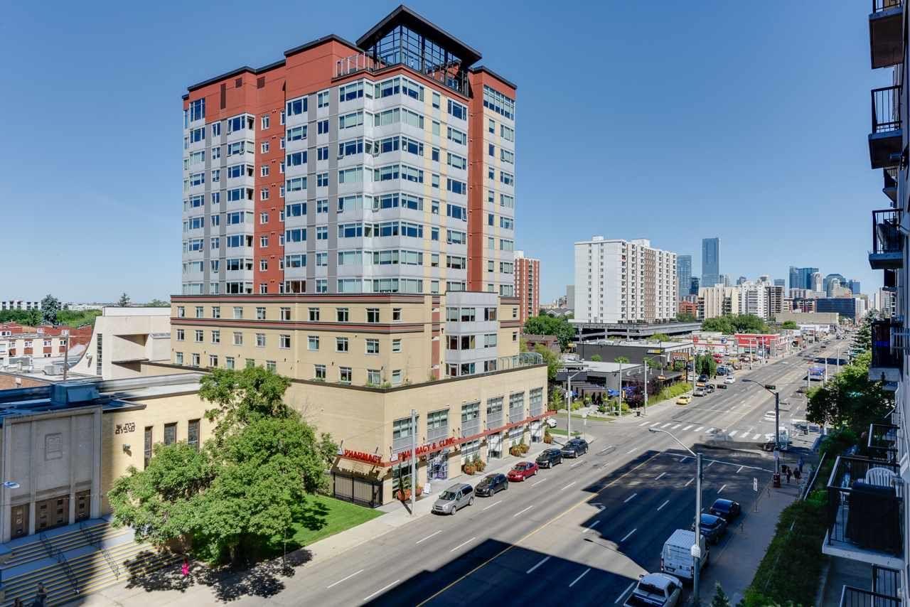 Photo 18: Photos: 601 11933 JASPER Avenue in Edmonton: Zone 12 Condo for sale : MLS®# E4233069