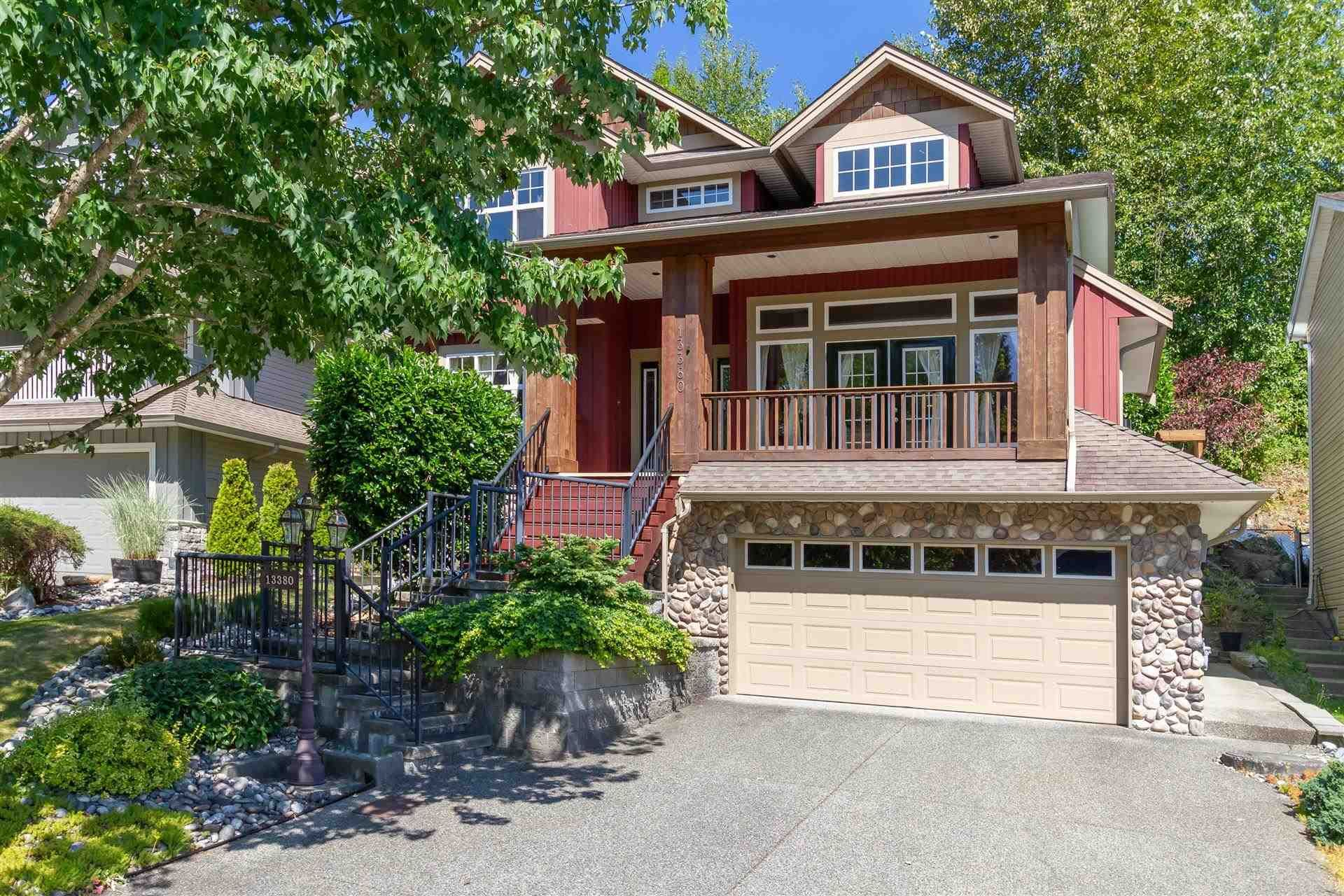 Main Photo: 13380 235 STREET in Maple Ridge: Silver Valley House for sale : MLS®# R2598374