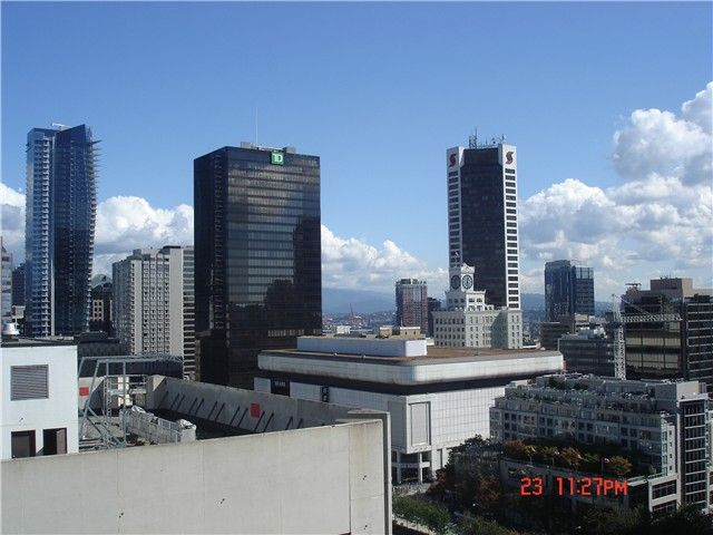 Main Photo: 1916 938 SMITHE Street in Vancouver: Downtown VW Condo for sale (Vancouver West)  : MLS®# V970603