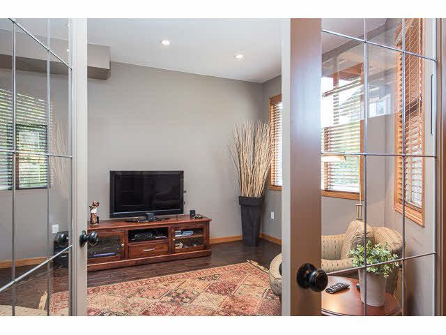 """Photo 2: Photos: 85 24185 106B Avenue in Maple Ridge: Albion Townhouse for sale in """"TRAILS EDGE BY OAKVALE"""" : MLS®# V1143588"""