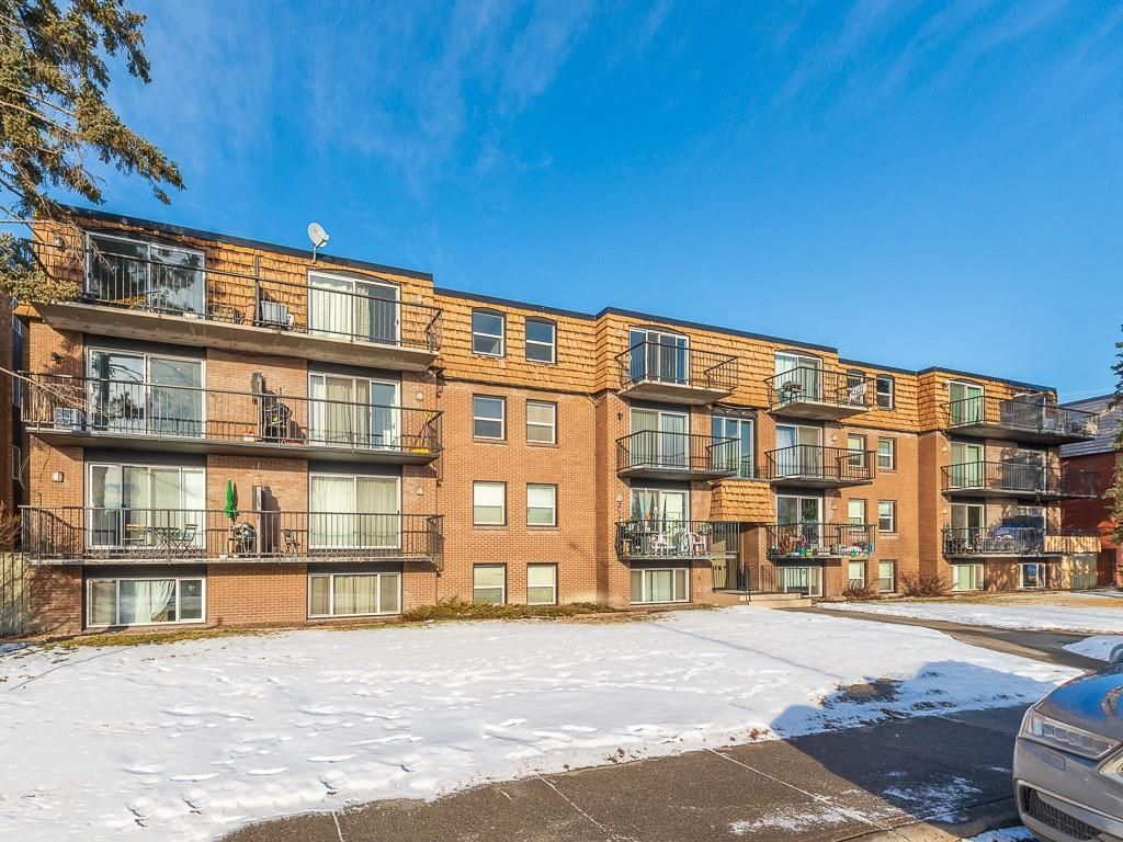 Main Photo: 301 510 58 AV SW in Calgary: Windsor Park Apartment for sale : MLS®# C4278993