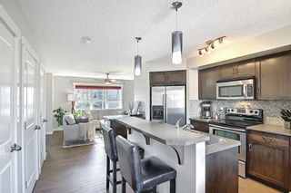 Photo 6: 144 PANAMOUNT Way NW in Calgary: Panorama Hills Semi Detached for sale : MLS®# A1114610