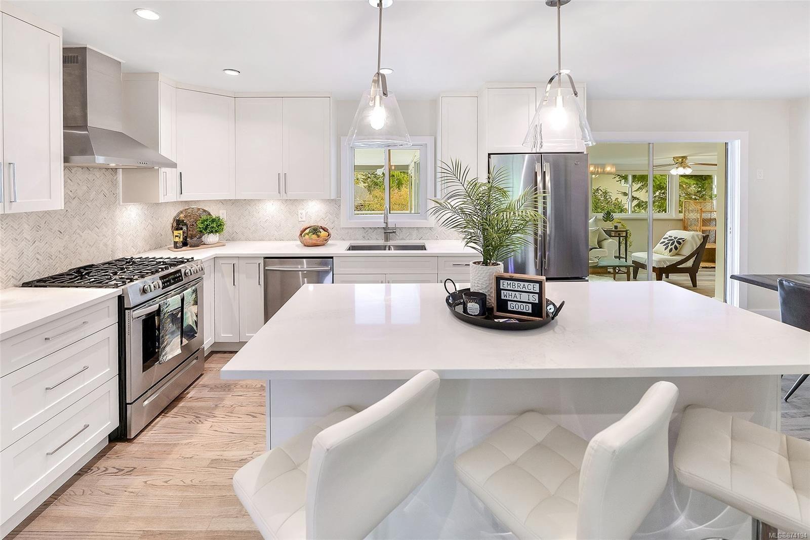 Main Photo: 4055 Saanich Rd in : SE High Quadra House for sale (Saanich East)  : MLS®# 874194