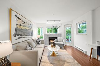 """Photo 1: 308 1738 FRANCES Street in Vancouver: Hastings Condo for sale in """"CITY GARDENS"""" (Vancouver East)  : MLS®# R2614086"""