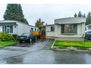 """Photo 2: 179 3665 244 Street in Langley: Otter District Manufactured Home for sale in """"LANGLEY GROVE ESTATES"""" : MLS®# R2316679"""