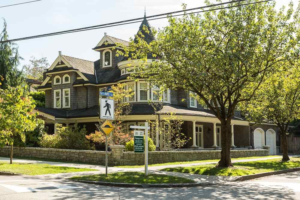 """Main Photo: 106 FIFTH Avenue in New Westminster: Queens Park House for sale in """"Queens Park"""" : MLS®# R2109460"""