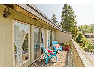 """Photo 11: 1072 LILLOOET Road in North Vancouver: Lynnmour Townhouse for sale in """"LILLOOET PLACE"""" : MLS®# V1048162"""
