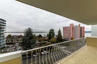 """Photo 2: 504 2187 BELLEVUE Avenue in West Vancouver: Dundarave Condo for sale in """"SUFFSIDE TOWERS"""" : MLS®# R2518277"""