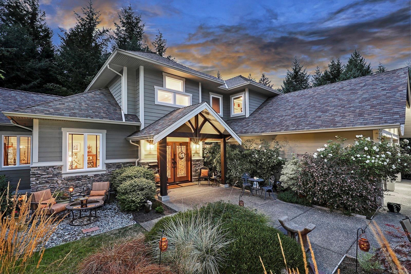 Photo 41: Photos: 1516 Highridge Dr in : CV Comox (Town of) House for sale (Comox Valley)  : MLS®# 857765