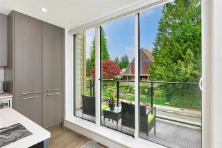 Photo 9: 205 1055 RIDGEWOOD Drive in North Vancouver: Edgemont Townhouse for sale : MLS®# R2575965