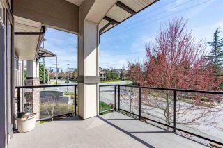 "Photo 20: 308 15195 36 Avenue in Surrey: Morgan Creek Condo for sale in ""Edgewater"" (South Surrey White Rock)  : MLS®# R2561524"