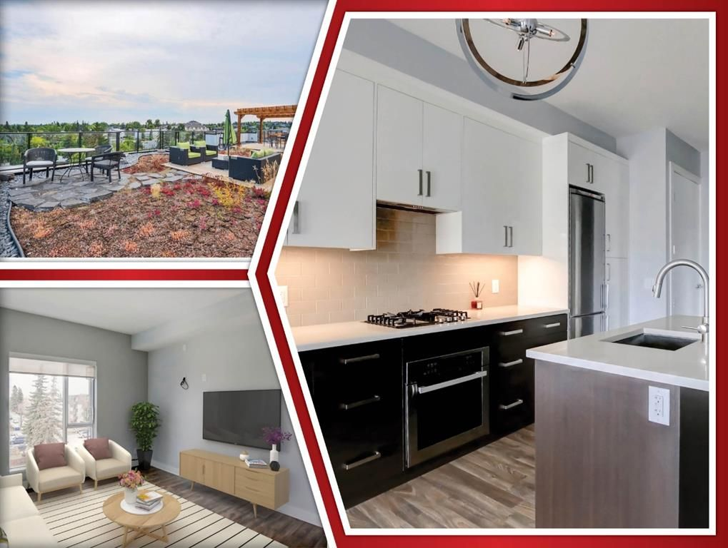 Main Photo: 405 1521 26 Avenue SW in Calgary: South Calgary Apartment for sale : MLS®# A1106456