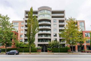 Photo 1: 607 503 W 16TH Avenue in Vancouver: Fairview VW Condo for sale (Vancouver West)  : MLS®# R2398106