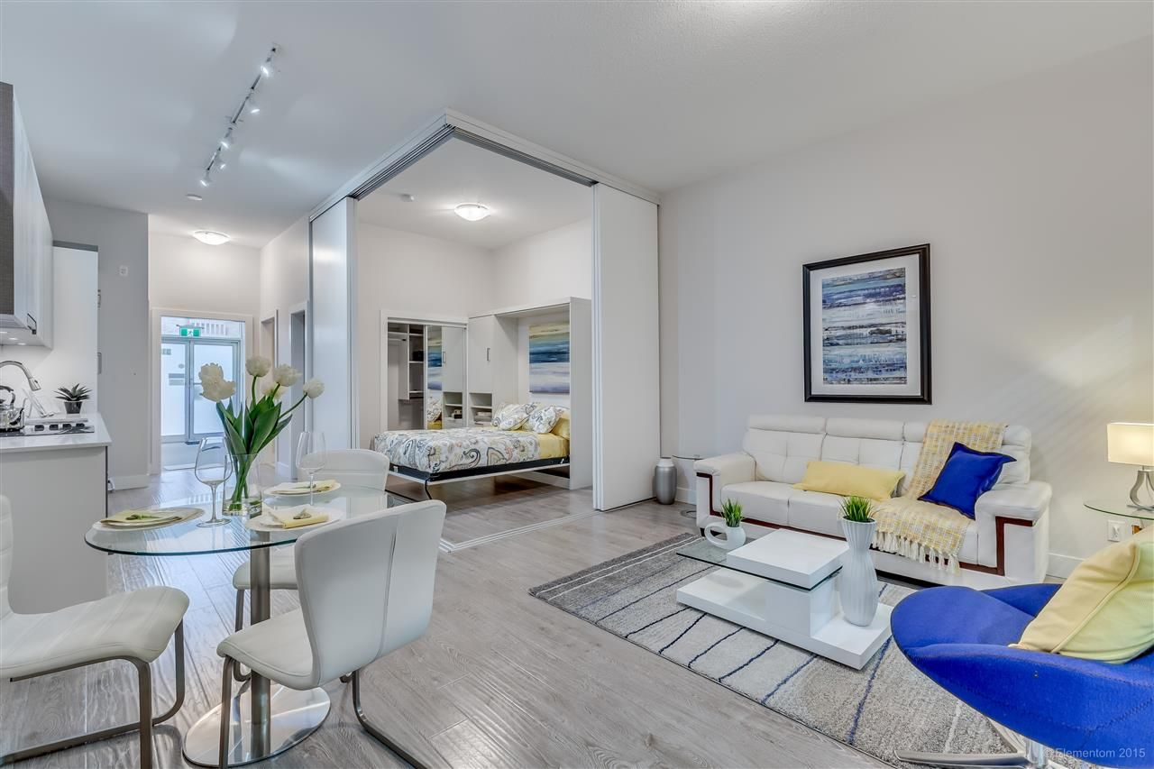 Main Photo: 502 809 FOURTH AVENUE in : Uptown NW Condo for sale : MLS®# R2151045