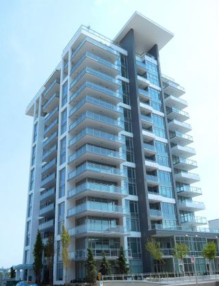"""Photo 1: 502 200 NELSON'S Crescent in New Westminster: Sapperton Condo for sale in """"THE SAPPERTON"""" : MLS®# R2190358"""