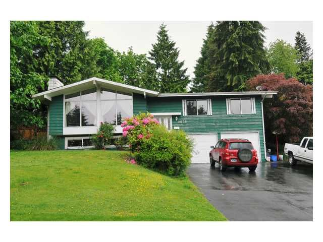 Main Photo: 3008 FLEET Street in Coquitlam: Ranch Park House for sale : MLS®# V834883