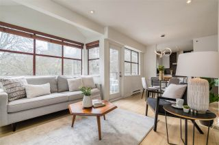 """Photo 8: 308 947 NICOLA Street in Vancouver: West End VW Condo for sale in """"THE VILLAGE"""" (Vancouver West)  : MLS®# R2546913"""