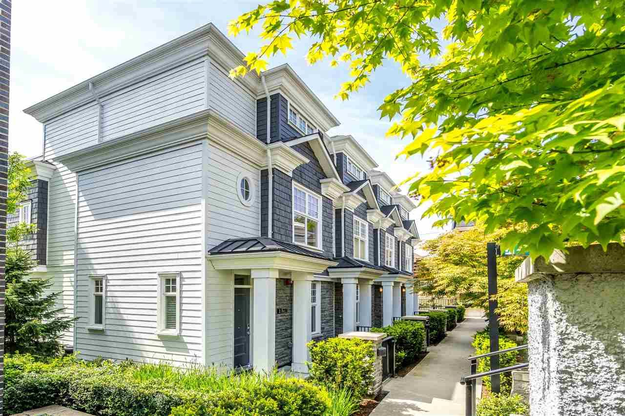 Main Photo: 1 274 W 62ND Avenue in Vancouver: Marpole Townhouse for sale (Vancouver West)  : MLS®# R2579856