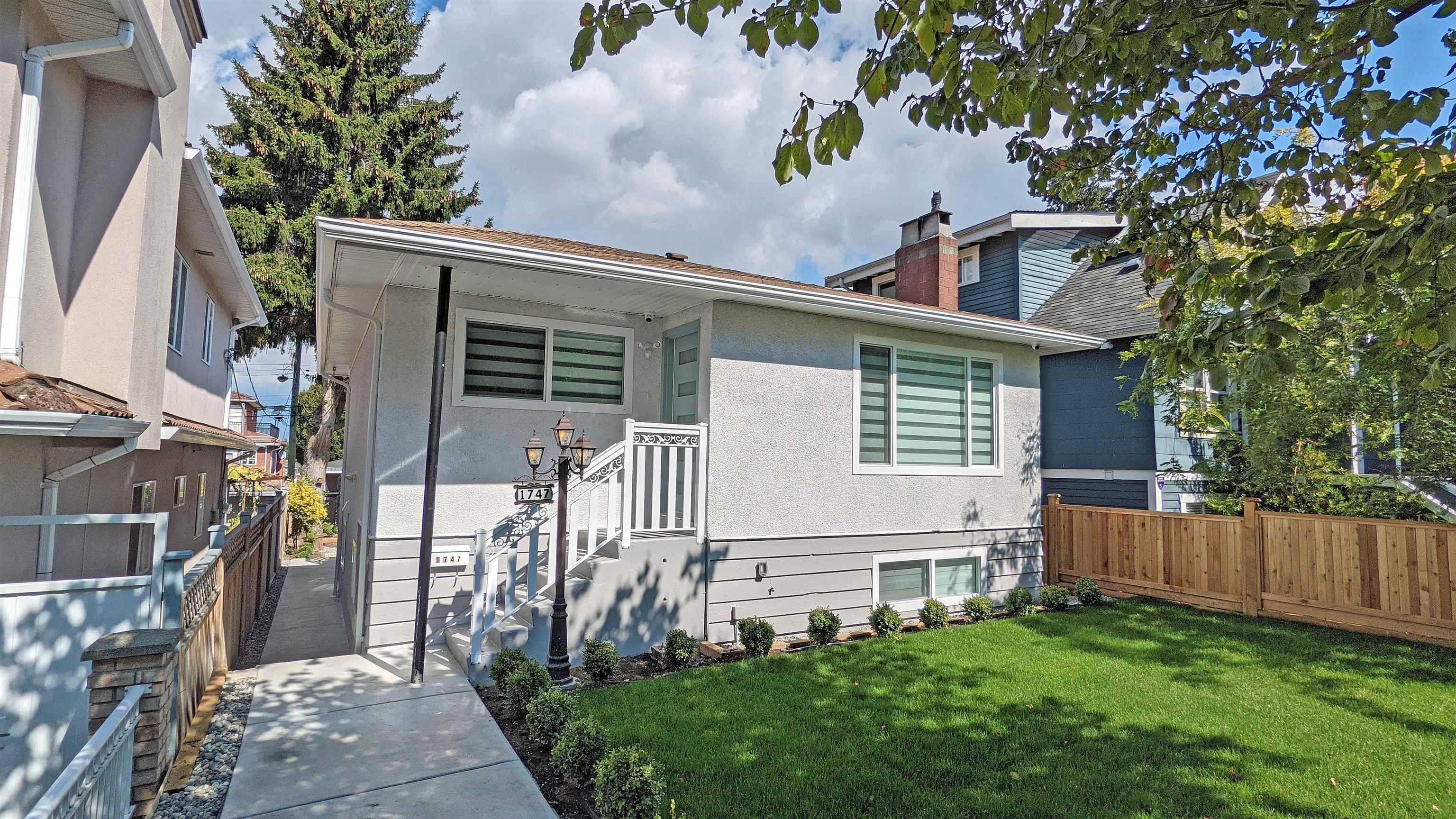 Main Photo: 1747 E 34TH Avenue in Vancouver: Victoria VE House for sale (Vancouver East)  : MLS®# R2616665