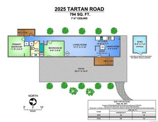 Photo 10: 2025 Tartan Rd in : CV Comox Peninsula Manufactured Home for sale (Comox Valley)  : MLS®# 885876