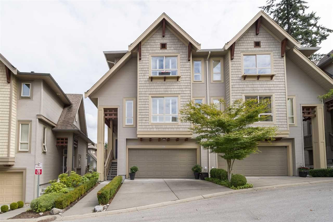 """Main Photo: 129 2738 158 Street in Surrey: Grandview Surrey Townhouse for sale in """"CATHEDRAL GROVE"""" (South Surrey White Rock)  : MLS®# R2306051"""