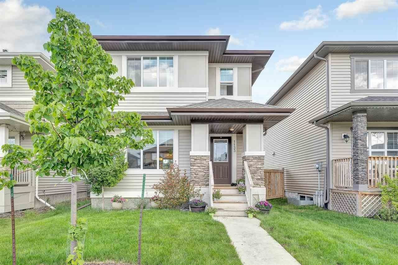 Main Photo: 1133 177A Street in Edmonton: Zone 56 House for sale : MLS®# E4262806